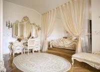 Спальня в классическом стиле3
