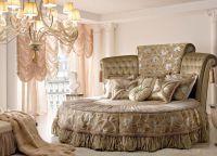 Спальня в классическом стиле4