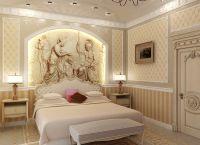 Спальня в классическом стиле7