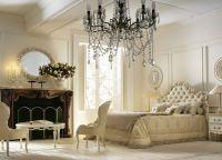 Спальня в классическом стиле8