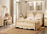 Спальня в классическом стиле9