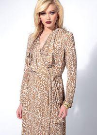 Фасон платья чтобы скрыть живот