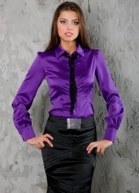 Деловая одежда для женщин 3