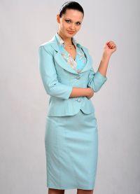 Деловая одежда для женщин 6