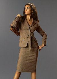 Деловая одежда для женщин 8
