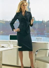 Деловая одежда для женщин 9
