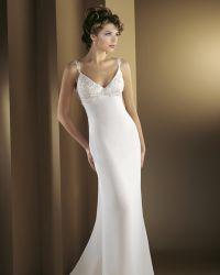 Фасоны свадебных платьев 1