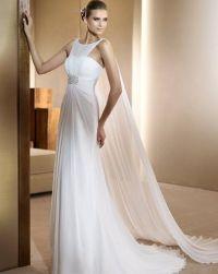 Фасоны свадебных платьев 3