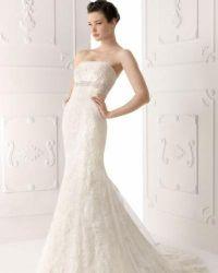 Фасоны свадебных платьев 8