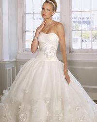 Фасоны свадебных платьев 9