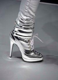 какая обувь в моде осенью 2013 3