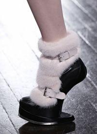 какая обувь в моде осенью 2013 4