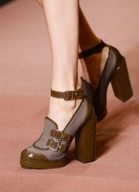 какая обувь в моде осенью 2013 8
