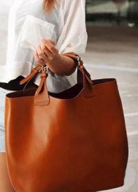 Коричневая сумка 2