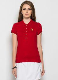 красная футболка5