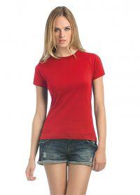 красная футболка7