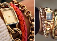модные часы 2014 1