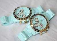 модные часы 2014 4