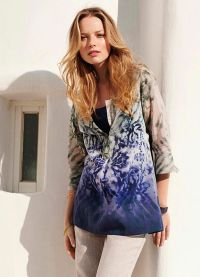 модные туники 2014 5