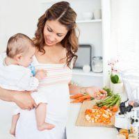 меню кормящей мамы при аллергии