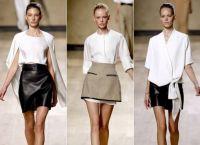 Модные юбки 2013 1