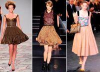 Модные юбки 2013 4