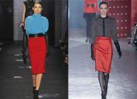 Модные юбки 2013 6