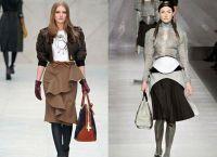 Модные юбки 2013 7