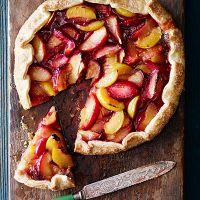 как приготовить кростату с фруктами