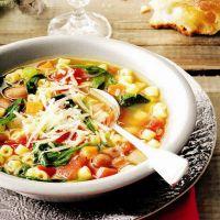 овощной суп минестроне рецепт