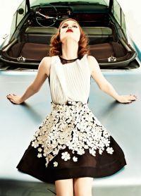 платье в стиле нью лук 5