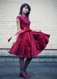 платье в стиле нью лук 8