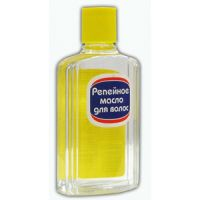 репейное масло от перхоти