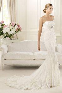 Свадебные платья Pronovias 1