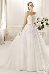 Свадебные платья Pronovias 3