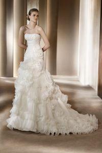Свадебные платья Pronovias 8