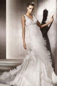 Свадебные платья Pronovias 9