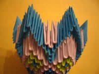 Модульное оригами - конфетница22