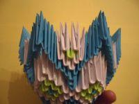 Модульное оригами - конфетница24