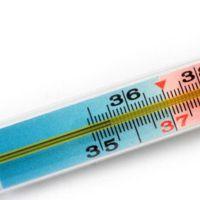 температура 35