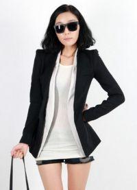 Удлиненный пиджак 3