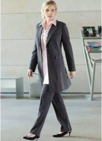 Удлиненный пиджак 6