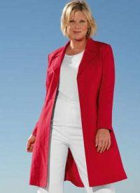 Удлиненный пиджак 7