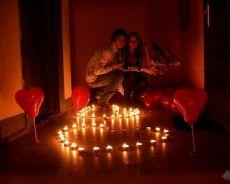 Романтический вечер для двоих дома 79