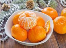 китайские мандарины польза или вред