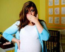 Изжога при беременности что делать