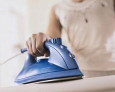 как гладить плиссе