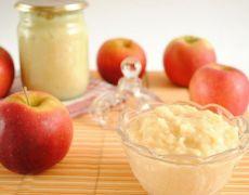 Пюре фруктовое - рецепты