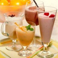Как сделать коктейль из мороженого и сливок 61
