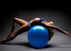 пилатес комплекс упражнений